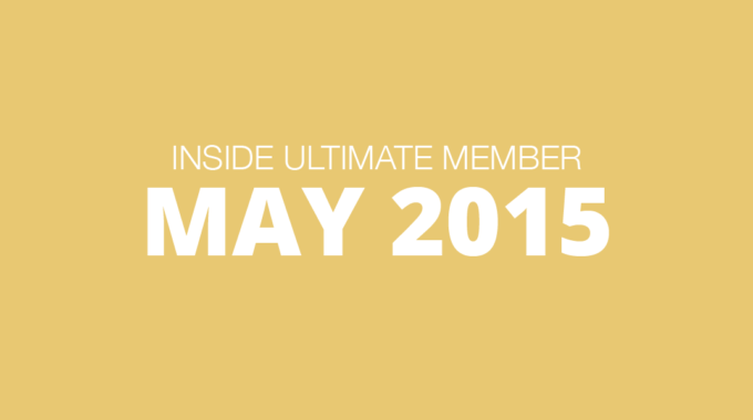 Inside Ultimate Member 2015