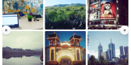 The Grid Will Show Up To The Latest 18 Photos From Instagram