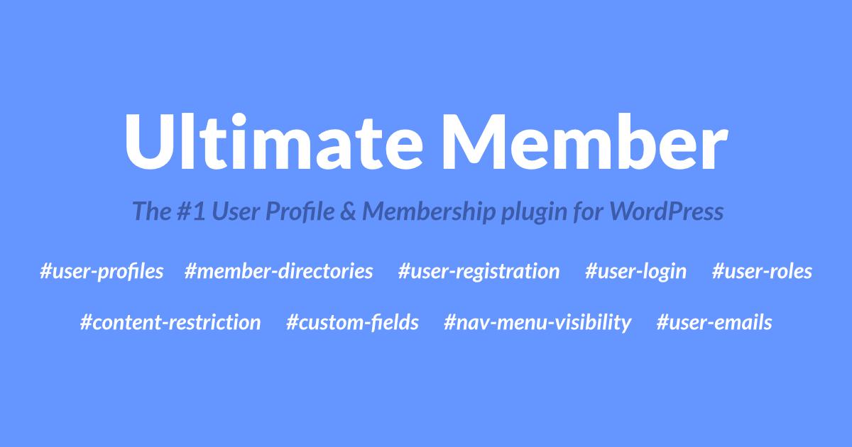 Roadmap | Ultimate Member